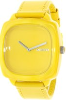 Nixon Women's Shutter A167640 Leather Quartz Watch