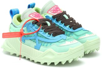Off-White Odsy-1000 leather sneakers