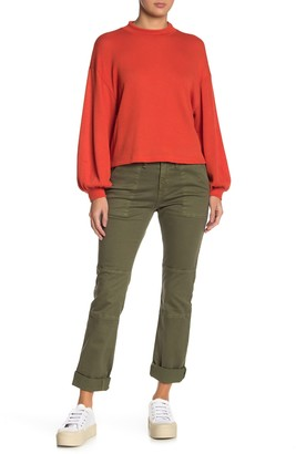 Veronica Beard Adrina Cargo Skinny Pants (Regular & Plus Size)