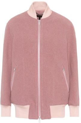 Rag & Bone Elle wool bomber jacket