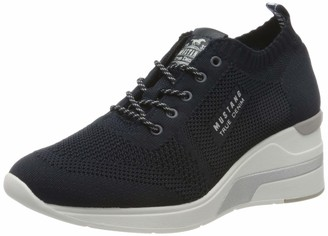 Mustang 1303-304-820 Womens Low-Top Sneakers