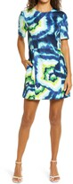 Thumbnail for your product : French Connection Annisa Whisper Print Minidress