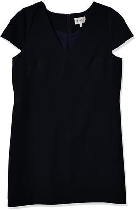 Milly Women's Eva Cap Sleeve Dress