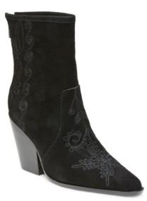 Rebel Wilson Western Chunky Heel Boots Women's Shoes