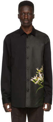 Oamc Black Courtney Shirt
