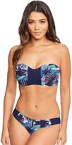 Figleaves Island Dream Underwired Bandeau Bikini Top