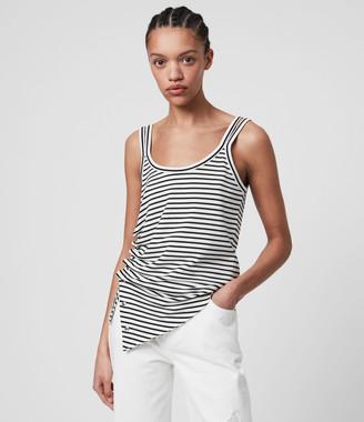 AllSaints Hatti Stripe Cami