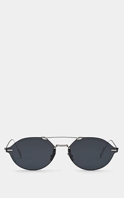 "Christian Dior Men's ""DiorChroma3"" Sunglasses - Gray"