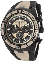 Mulco Titans Wave Collection MW5-1836-115 Women's Analog Watch