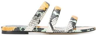 AEYDĒ Chrissy strappy sandal