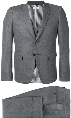 Thom Browne three-piece formal suit
