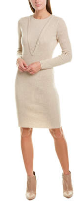 Sofia Cashmere Sofiacashmere Cashmere Sweaterdress