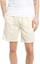 Zanerobe Men's Omni Linen Blend Shorts