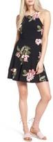 Lush Women's Ava Skater Dress