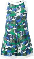 DSQUARED2 printed playsuit