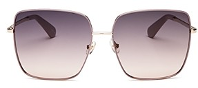Kate Spade Women's Fenton Square Sunglasses, 60mm