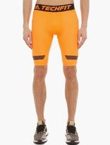 Adidas By Kolor Orange Techfit Climachill Shorts