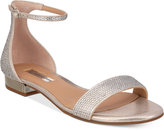 INC International Concepts Women's Yafaa Flat Sandals, Only at Macy's