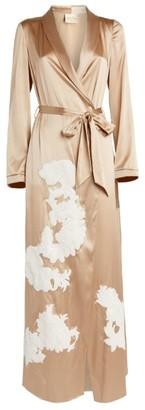 Myla Primrose Hill Silk Robe