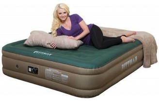 "Ultimate 16"" Air Mattress with Built-in Air Pump Pittman Outdoors"