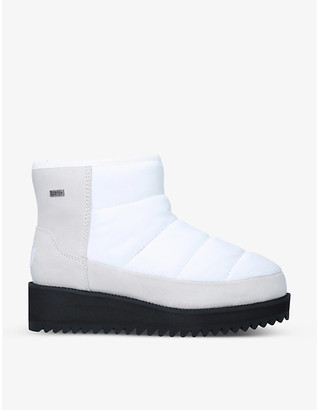 UGG Ridge Mini padded snow boots