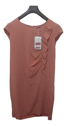 Comptoir des Cotonniers Pink Silk Dresses