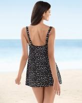 Magicsuit Pebble Dot Brianna One Piece Swimdress