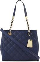 Aldo Scilva faux-leather handbag