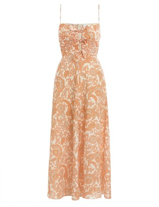 Zimmermann Peggy Tie Dress