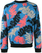 Diesel printed sweatshirt - men - Cotton - L