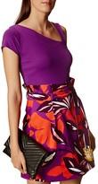 Karen Millen Asymmetric Single-Strap Top