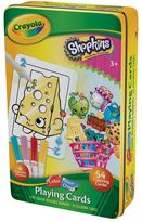 Crayola Shopkins Color-Your-Own Cards by Cardinal