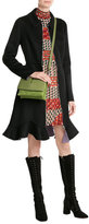 Mary Katrantzou Double-Face Wool-Cashmere Coat