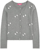 sequin cardigan kids - ShopStyle UK