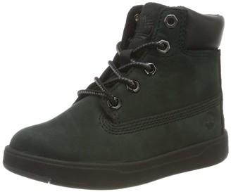 Timberland Unisex Kids' Davis Square 6 Inch (Junior) Classic Boots