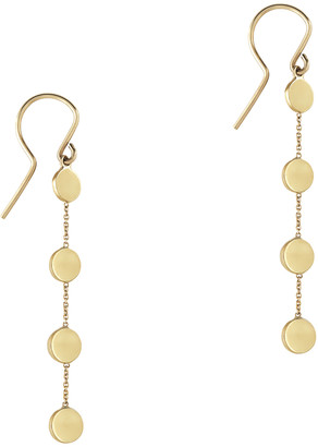 Jennifer Meyer Circle-By-The-Inch Earrings