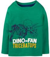 Crazy 8 Dino-Fan Tee