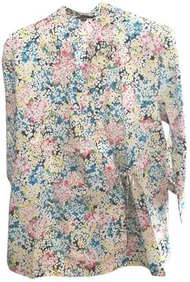 Princesse Tam-Tam Multicolour Cotton Top for Women