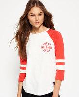 Superdry Tri League Raglan Block T-shirt