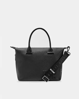 Ted Baker Leather Branded Small Tote