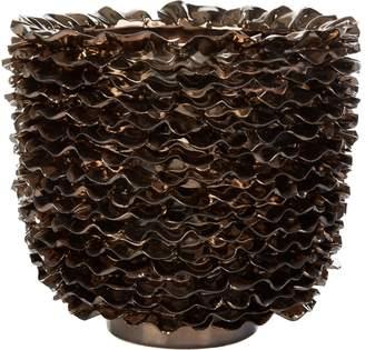 Pulbrook & Gould Petal Ceramic Plant Pot (21cm)