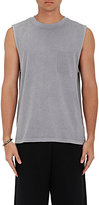 Alexander Wang Men's Jersey Muscle T-Shirt-GREY
