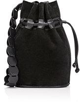 Derek Lam 10 Crosby Women's Bowery Bucket Bag-BLACK