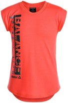 Reebok Dolman Active Shirt - Short Sleeve (For Big Girls)