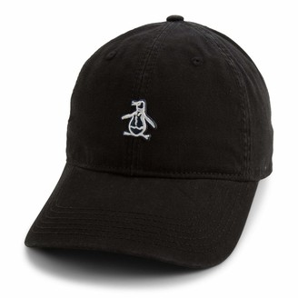 Original Penguin Sticker Pete Baseball Cap