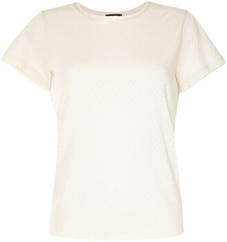 A.P.C. Lucy pointelle T-shirt