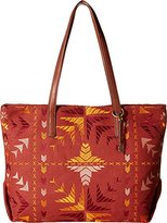 Lucky Brand Asha Top Zip Tote Bag