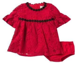Kate Spade Lace Dress (Baby Girls)