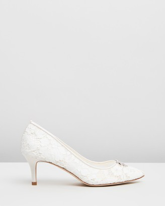 Panache Bridal Shoes Mary Heels