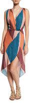 Vix Gisele Sleeveless Caftan Coverup Dress, Ananda